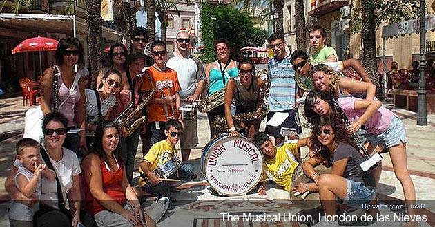 Hondon's Youth Band