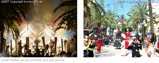 Hondon Fiestas